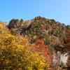 【奥秩父】両神山 紅葉と滝のみち、白井差新道を行く
