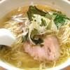 魂麺@本八幡 11月限定 魚魂飛魚の湯(第弐式塩味)