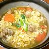 カレーうどん (即席袋麺)