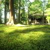 天国のステンドグラスと極楽浄土の庭。ずっと探していた、私の生きる意味。