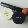 ETVOSのミネラルファンデ|60秒の時短メイクで陶器の美肌が夕方まで続きます