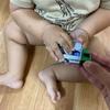 子育て 次男1歳👶とれないビー玉