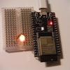 ESP-WROOM-32DにArduino IDE からスケッチを書き込んでLEDをチカチカさせよう。