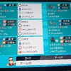 S4ダブル使用構築(最終日最高300位くらい / 最終1536位)