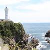 熊野灘と遠州灘を分かつ大王埼灯台