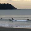 サーフィン  湘南鵠沼 波ブログ 2020/01/05-11