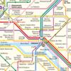パリのメトロと観光アプリ