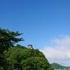 今日の犬山城は…『すんげえ気持ちいい青空!』