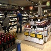 アメリカのスーパーは酒天国