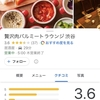 ガチサイコ店『渋谷ミートラウンジ』