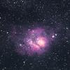 M8(干潟星雲)・M20