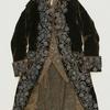 今日の一着:Court suit(1750–75),フランス