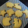 簡単だけどカワイイ型抜きクッキーを作りました!!