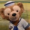 【TDS】マイ・フレンド・ダッフィーコスチュームのダッフィー・シェリーメイとグリーティング!