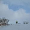 ◆'20/01/18~19    鳥海山・滝ノ小屋泊②