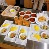 イラン料理教室でイランのサラダとシチューを教わった