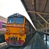 「ドンムアン空港」からバンコク市内へのアクセスは~やはりこれしかないでしょう!!そう鉄道。。。
