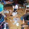 藤野の有志、台風被害の千葉(館山)で支援活動