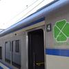 東京湾をL字移動する旅