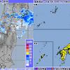 線状降水帯と見られる活発な雨雲がかかりつづけている山形県では最上小国川が氾濫!県内各地で避難指示・避難勧告も!!