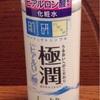 ロート製薬 肌研(ハダラボ)極潤 ヒアルロン酸液の導入(ケミカル系)