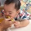 《育児》離乳食はズボラに。1ヶ月が経ちました