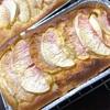 白桃のパウンドケーキ