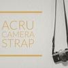 Acruでオシャレなカメラストラップをオーダーメイドしました