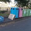 年始のゴミ収集ボックスの写真2