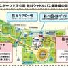 熊谷ラグビー場こけら落とし記念イベント(10/20)・帰路シャトルバス顛末記