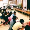 学習支援ボランティア、本日のシープハウス活動報告