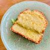 イタドリジャムのパウンドケーキ・改