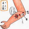 大腸経(LI)10 手三里(てさんり)