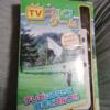 君は広告のように盛り上がれるか!? wiiリモコンっぽいゲーム機! TVゴルフゲーム