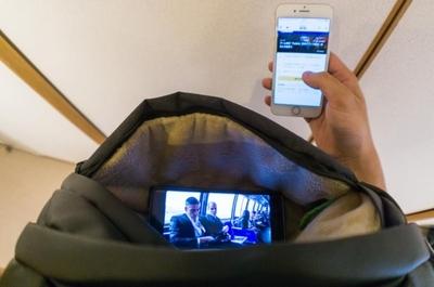 【通勤電車で映画を見ながらネットも見られる】INCASEのバックパックは快適最強でした![City Collection Compact Backpack]