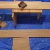 壁に棚をつける(2)組み立てる