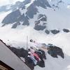 ゴールデンウィーク第二弾 奥穂高岳は悪天候前に滑り込み!