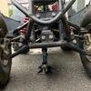 四輪バギーのフロント分解整備!そしてキャブレター!