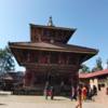 ネパ-ルの宮廷と寺院・仏塔 第210回     カトマンドゥ盆地の寺院と仏塔 チャング・ナラヤンの寺院