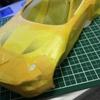 『1/24 グッドスマイル 初音ミク Z4 2014 SUPER GT Rd.8 もてぎ 最終戦』を作る ― その3 ―