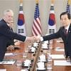 米韓国防相が会談、THAAD早期配備で一致