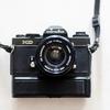 MINOLTA XD Leicaの面影がちらほらと…