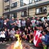 【ラグビーワールドカップ】カナダ選手が被災地でボランティアに感動!