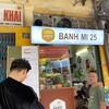 【ベトナム】ハノイひとり旅⑤ バインミー25