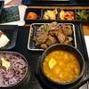 【韓国/ソウル】お肉を気軽いただけるプルコギ定食