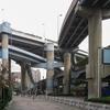 上海のジャンクション景