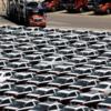 中国の新エネルギー車の売り上げが急落
