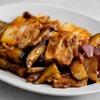 茄子の回鍋肉のレシピ