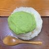 老舗の和菓子屋さんで、仙台ならではのかき氷「づんだミルク」|村上屋餅店