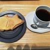 タイ焼きとコーヒー